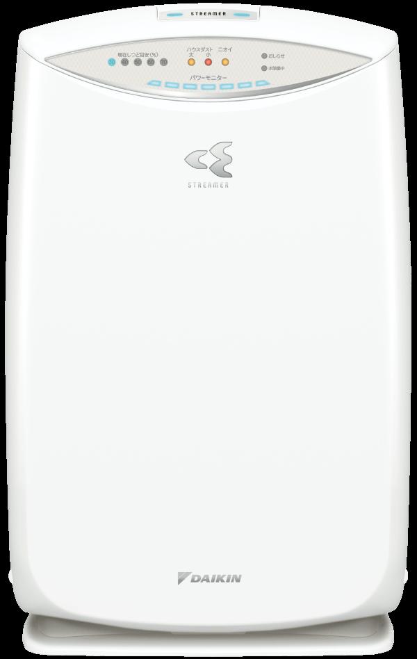 ダイキン ACK55R-W 空気清浄機