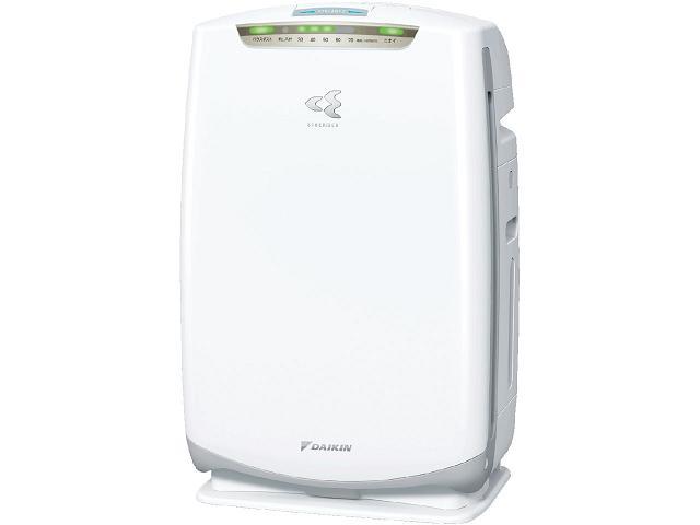空気清浄機 ダイキン 加湿ストリーマ空気清浄機コンパクトタイプ ACK55P-W