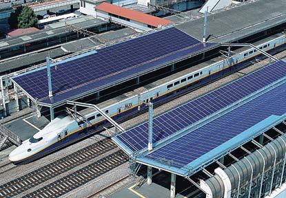 太陽光発電システム 企業用 設置事例