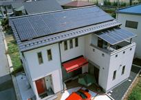 太陽光発電システム 設置事例